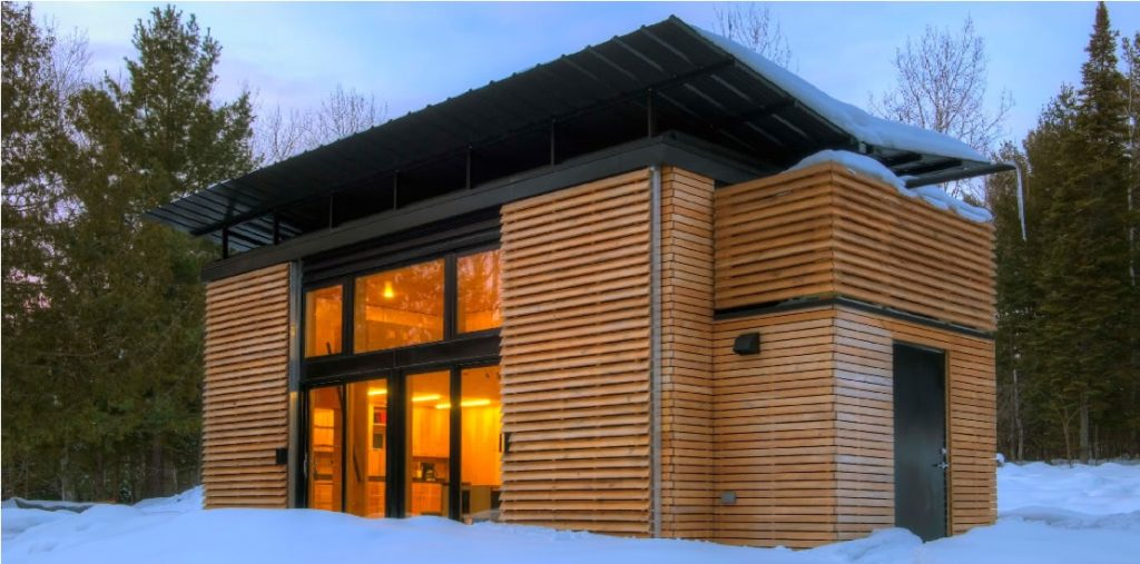 This Prefab Home Design Is Made to Make the Most of Space AND Reduce Energy Costs
