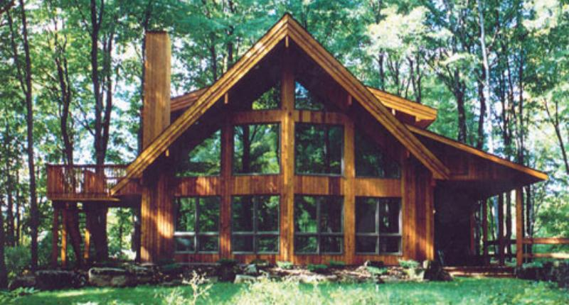 The Woodland Cabin - Perfect Home for a Nature Lover