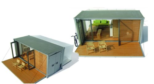Shipping Container Buildings Page - All terrain cabin shipping container homes