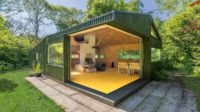Nice Modern Traditional Prefab House for Its Size