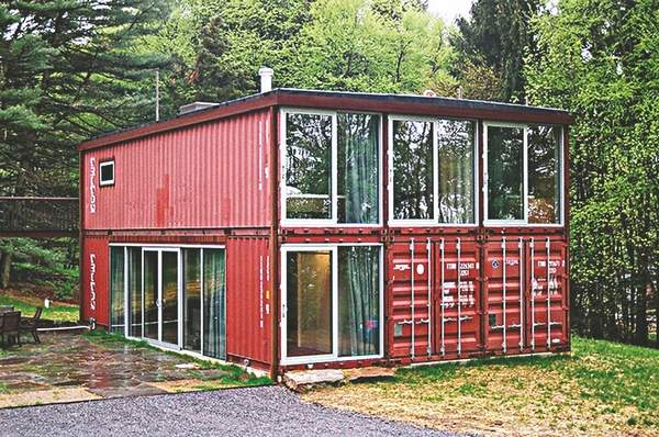 Storage Crate Homes what is a container home? all about the shipping container house