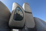 Futuristic World Culture Center Springs Up in the Desert