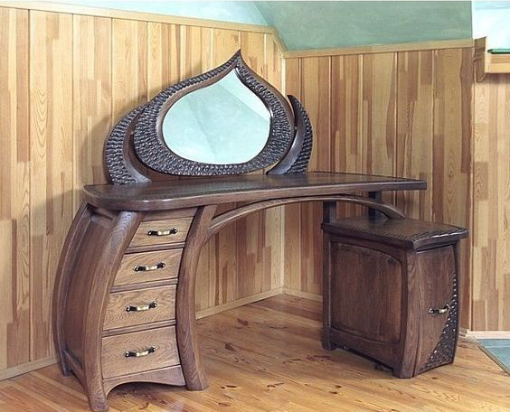 15 One Of A Kind Wood Furniture Design To Accentuate Your Home