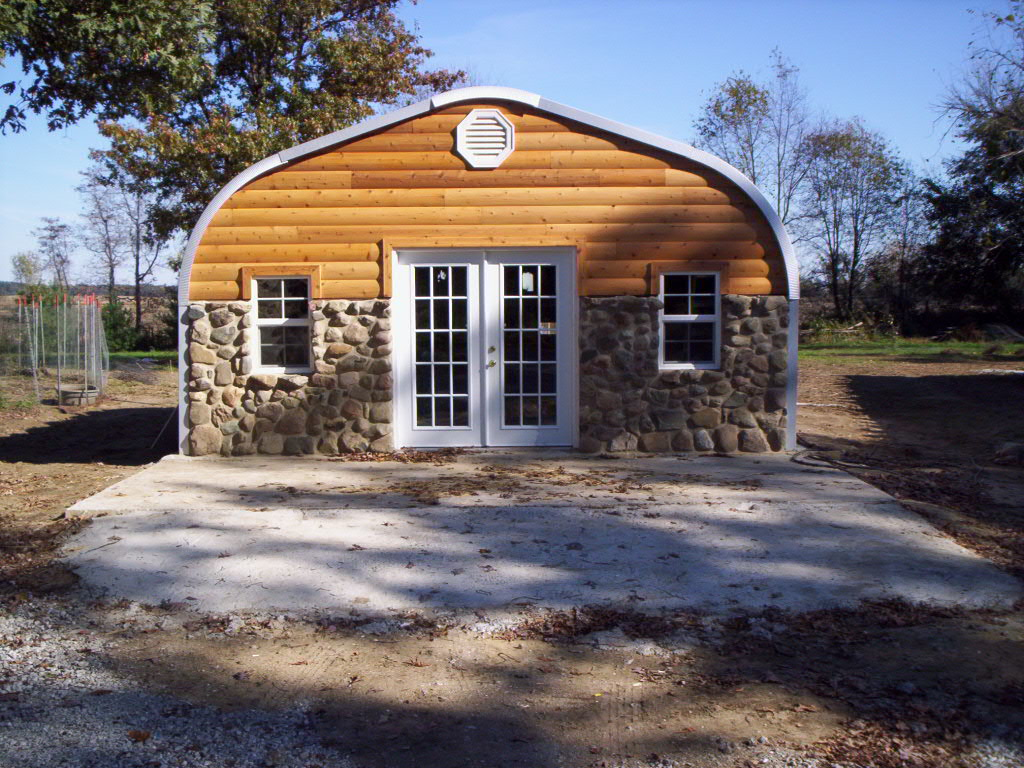 These Quonset Inexpensive Kit Homes 4