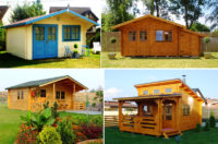 Elegant Wooden Cottage Ideas You Will Surely Like