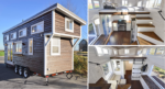 Own a Micro Home with Mint Tiny House Company Custom Home