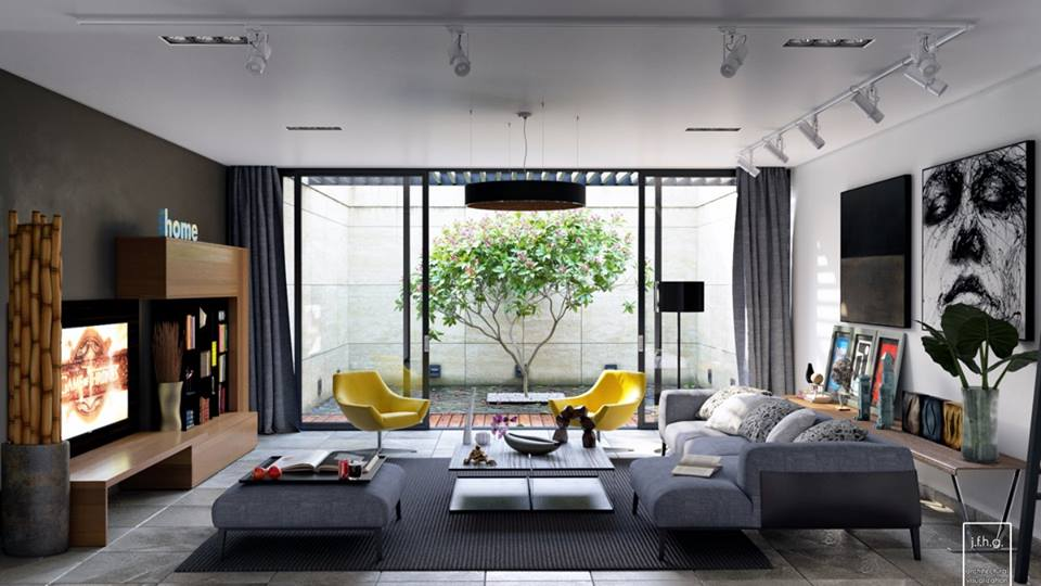Stylish Living Rooms