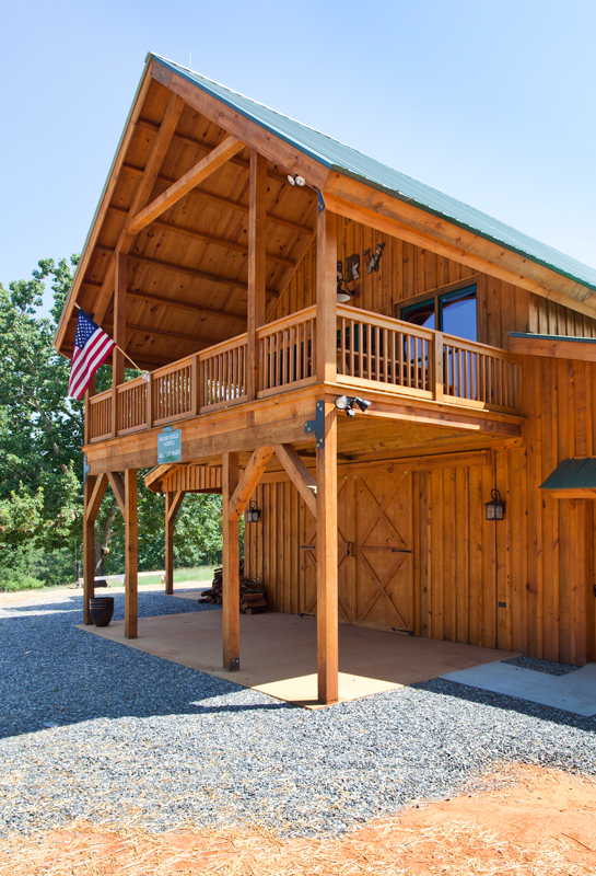 Impressive 24×60 Great Plains Western Barn Home with 14ft