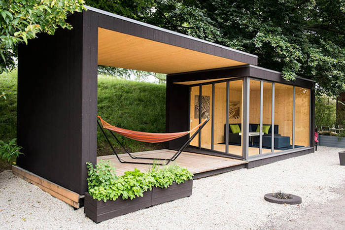 Beautiful Designs of Modern Garden Shed 30