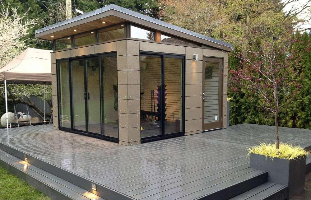 Beautiful designs of modern garden shed 31 - Backyard sheds plans ideas ...