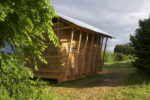 Straw Bale Ecologic Pavilion that will Improve Your Connection to the Land