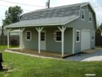 These Amish Barn Homes Start at $11,585