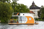 Nautino Mini Houseboat