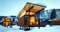 Prefab Houses that Can Handle the Snow