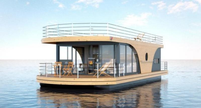 Relaxation on Water - Nautilus Houseboats