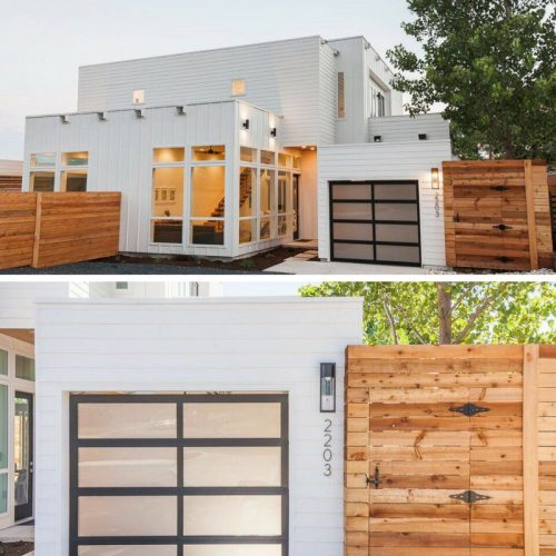 51st home and shipping container guest house 14 - Shipping container homes austin ...