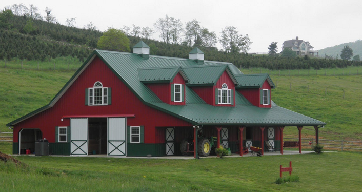 Barn Home Styles