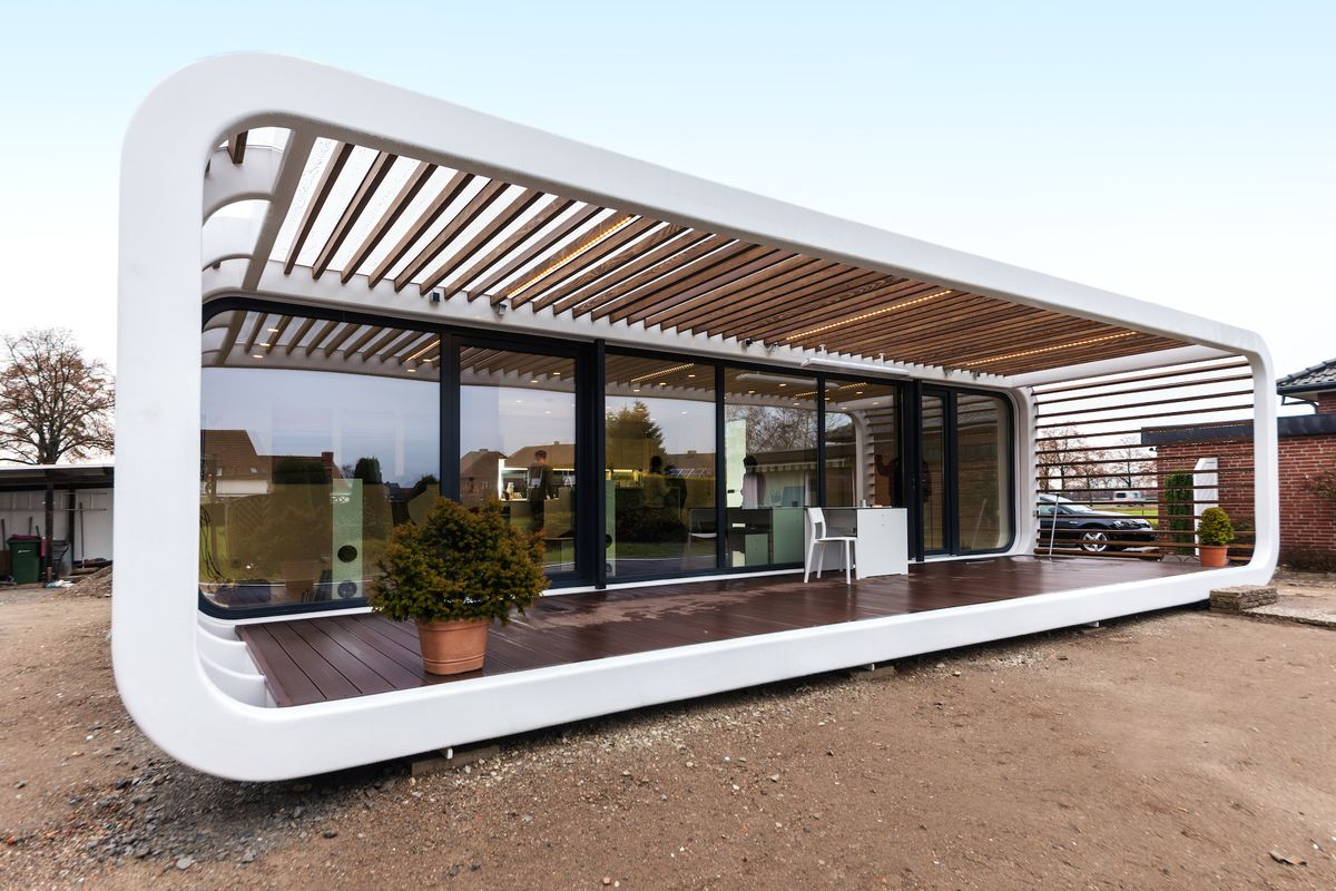 Small Encyclopedia of Prefab Homes