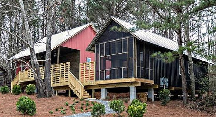 These low-cost tiny homes, built for $20,000