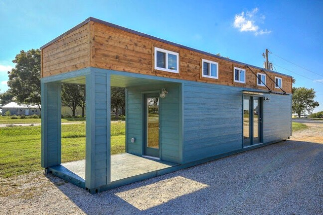 Kansas City Based Company Proves That Containers Are Impressive Micro House Materials