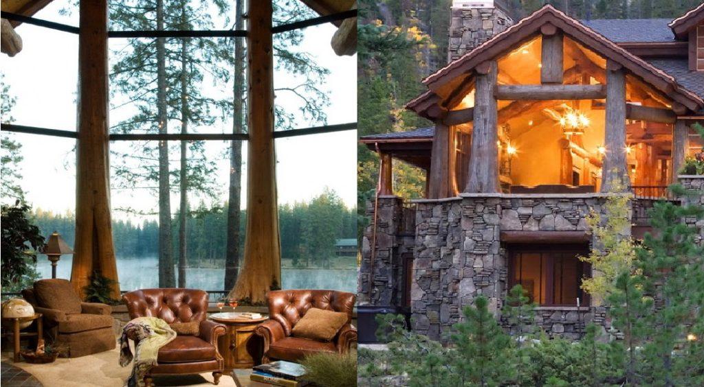 Edgewood Log Home Builders