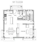 Economical Modular Farmhouse (with Floor Plan)