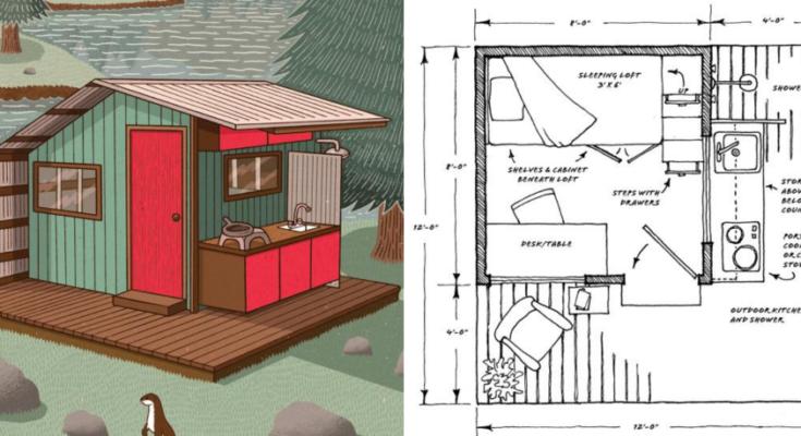 micro house plan