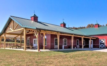 How about a Metal House Ranch Home