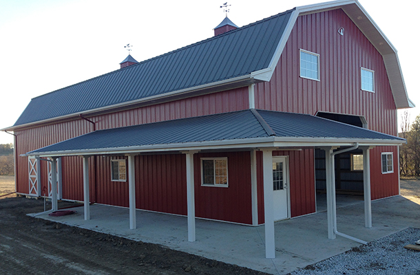 Metal Buildings for Homes OR Barns
