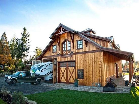 Purposeful Barn Dwelling