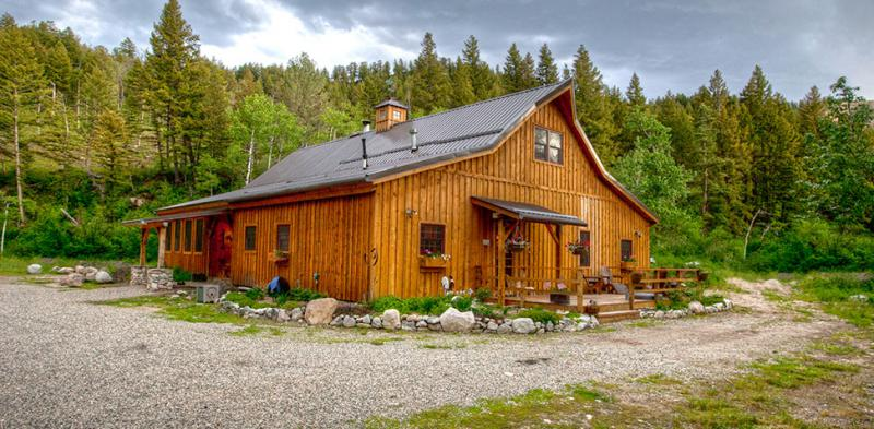 Reside in a Beautiful Barn Home