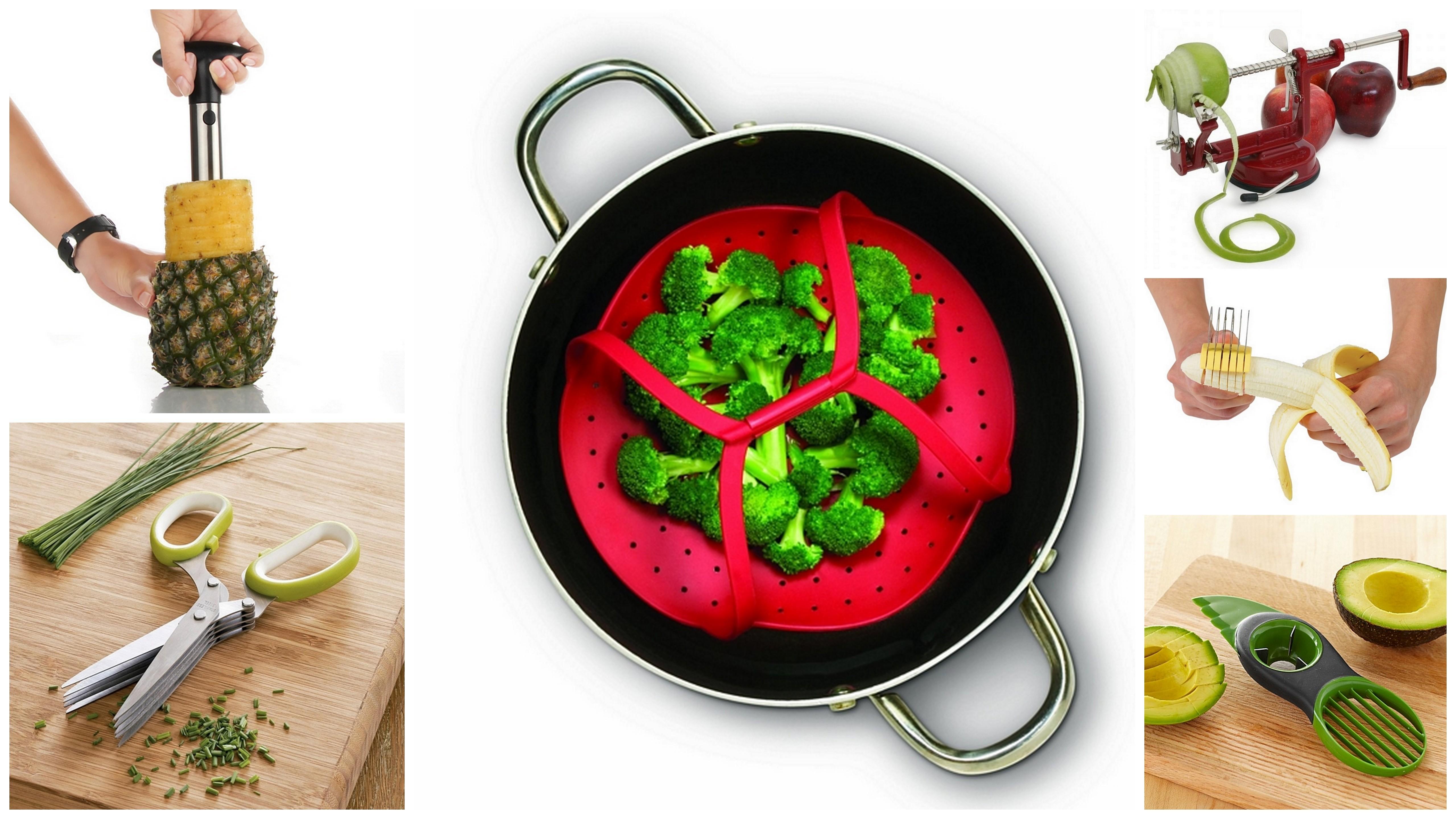 25 Modern and Creative Kitchen Gadgets