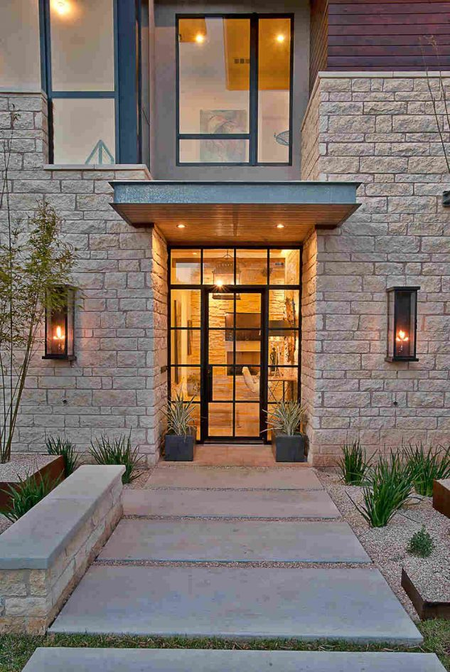 15 Awesome Front Door Designs to Inspire You