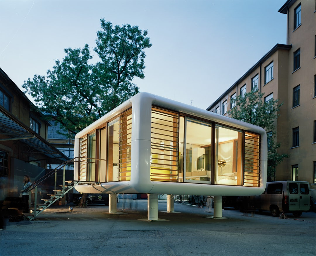 7 Compact, Modular, Mobile Homes from Different Countries