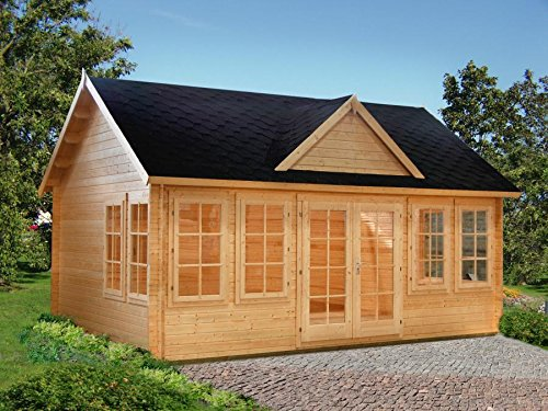 Allwood Kit Cabin Claudia An Ideal Family Guest House