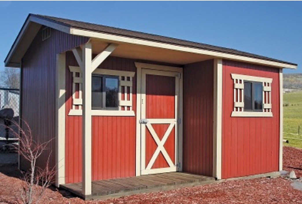 Tack Barn Shelters from $2,610