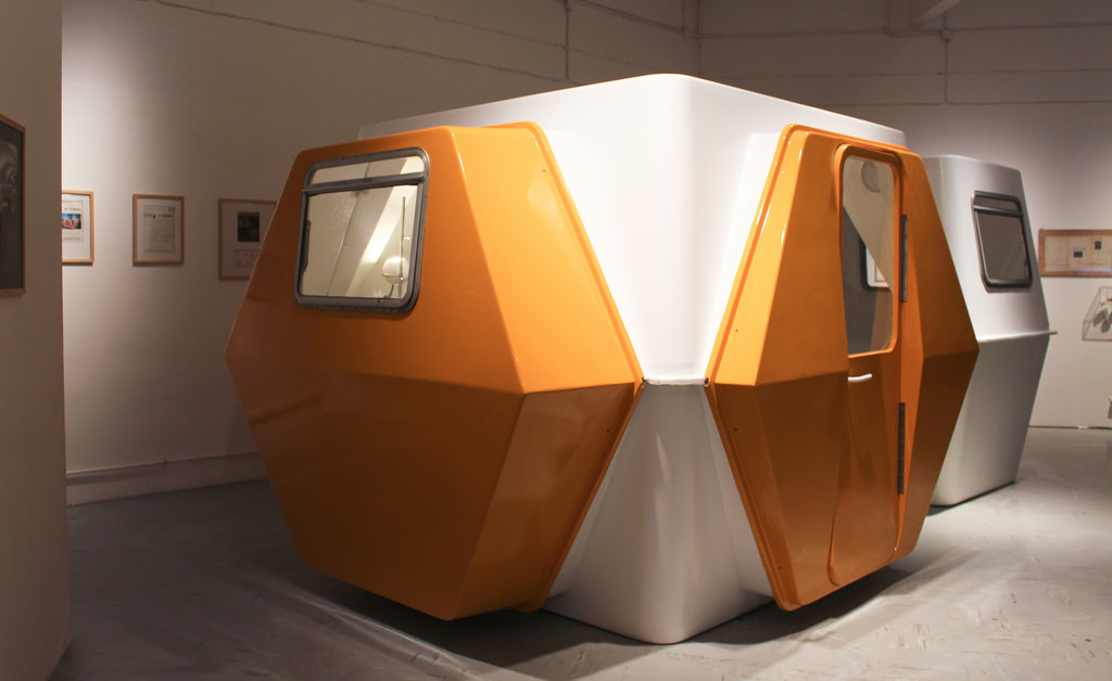 The Hexacube Cabin of the Future