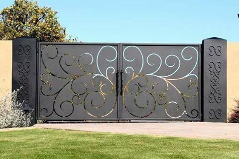 Amazing Modern Gates