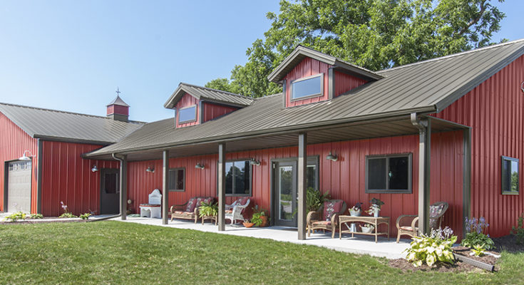 Build Your Dream Barn Home, These Are Beautiful