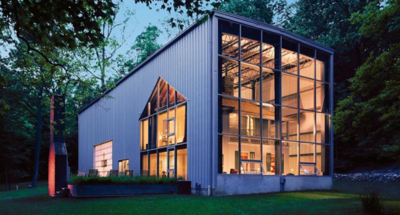 15 Beautiful Homes Made From Shipping Containers
