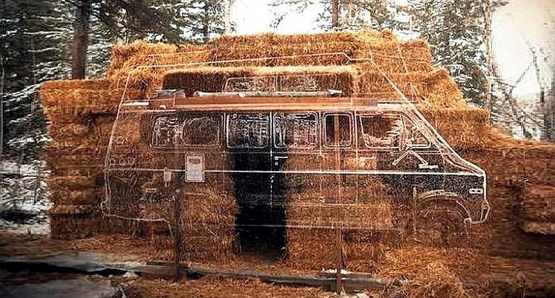 Winter Living In A Camper Van