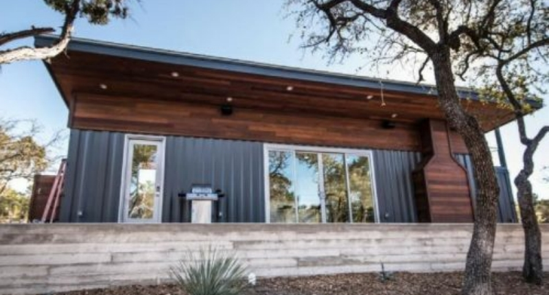 The Austin Vacation Container Home