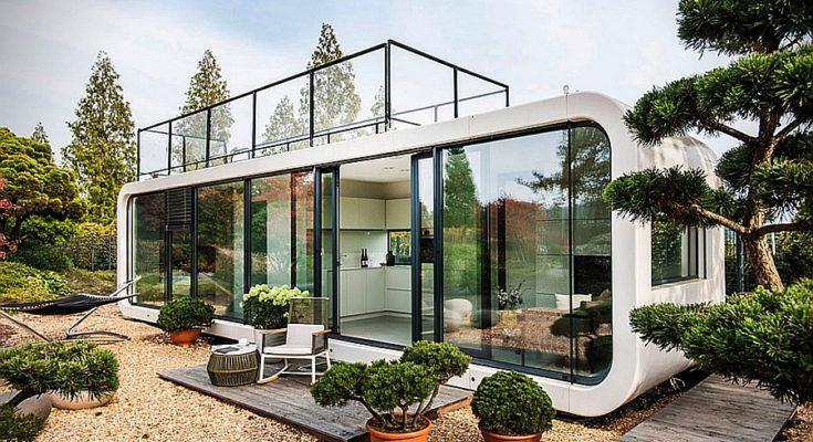 Prefab Pod House