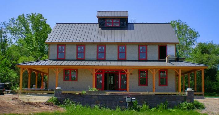 Barn Home Styles