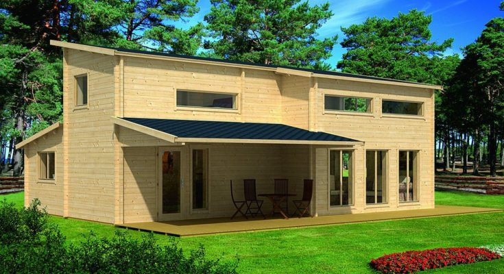 1108 sq ft Houses Can Be Bought Online and Delivered to Your Property