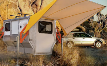 Firely Cricket Trailer tent