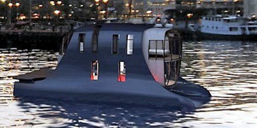 A Duplex Houseboat