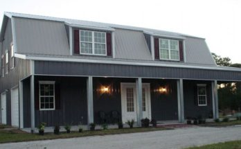 A Metal Home Building Kit Home, 3500 sq ft, Selling for $36,995