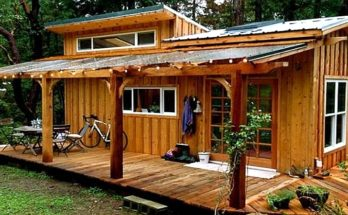 A Tiny House that was a DIY Project