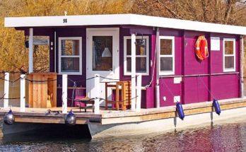 BunBo 1000 Houseboat